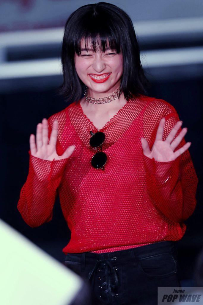 今注目の若手女優、吉川愛がTGC CAMPUSでランウェイ