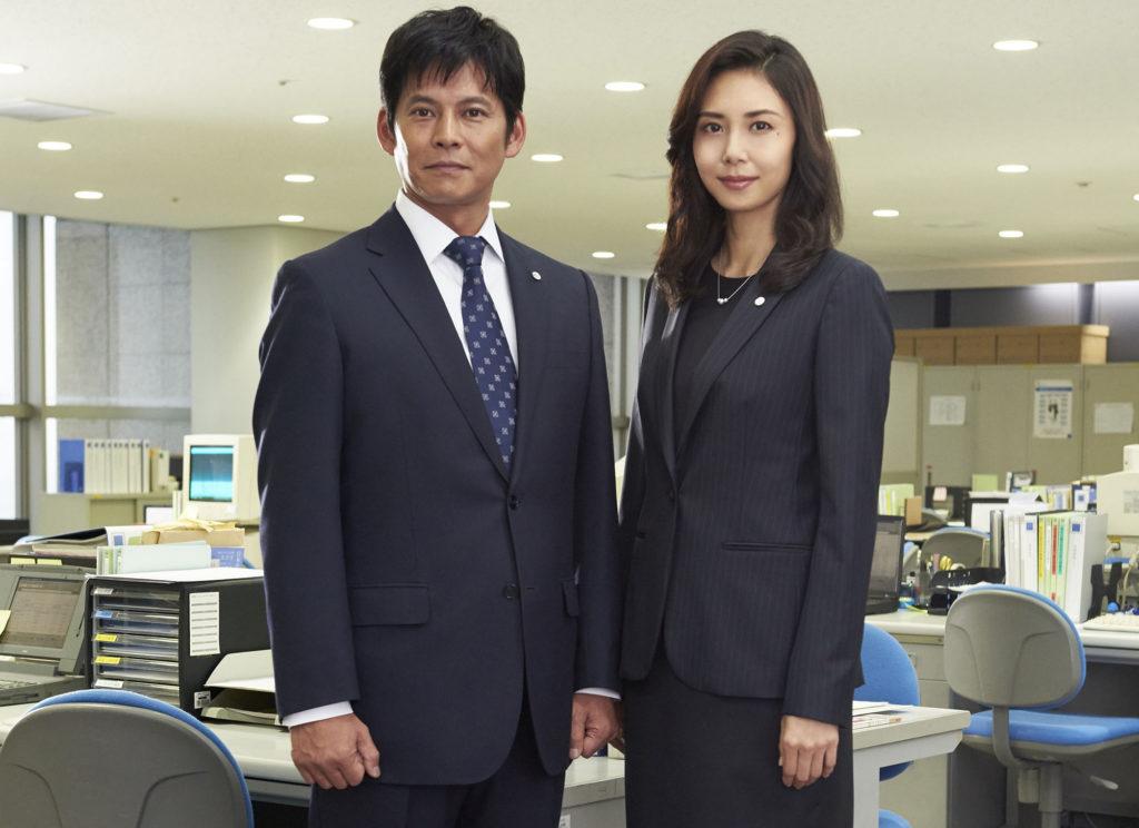 松嶋菜々子の出演決定。織田裕二とは17年ぶりの共演「連続ドラマW 監査役 野崎修平」