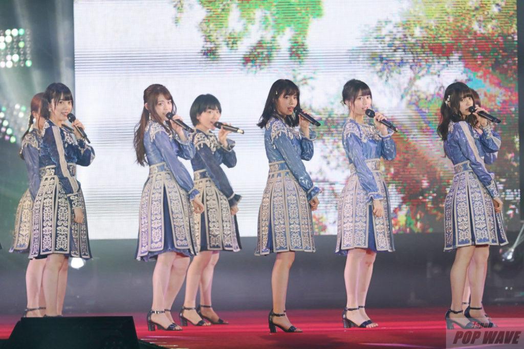 乃木坂46が31,000人の観客を熱狂の渦に大トリ飾る【GirlsAward 2017 A/W】