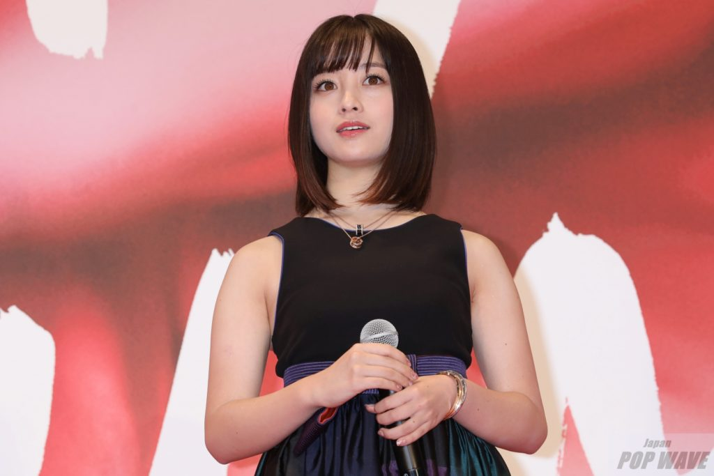 橋本環奈がアンバサダーとして第30回東京国際映画祭開幕宣言。天使は大人っぽく次のステージへ