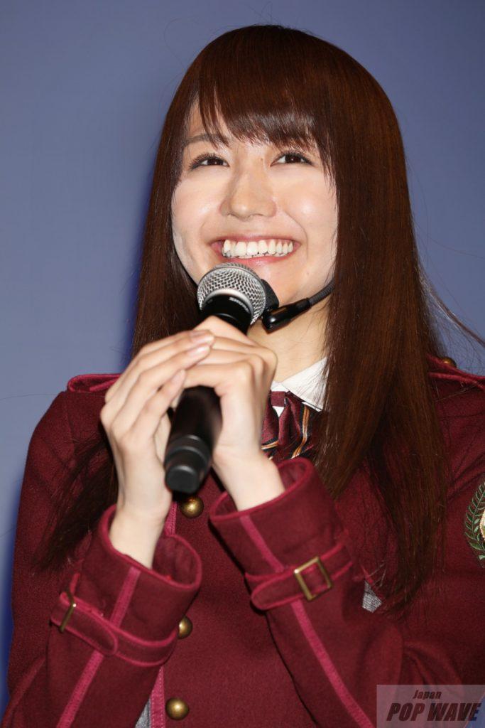 欅坂46 土生瑞穂「劇場版SAOの見所を熱弁。声優にも興味アリ」