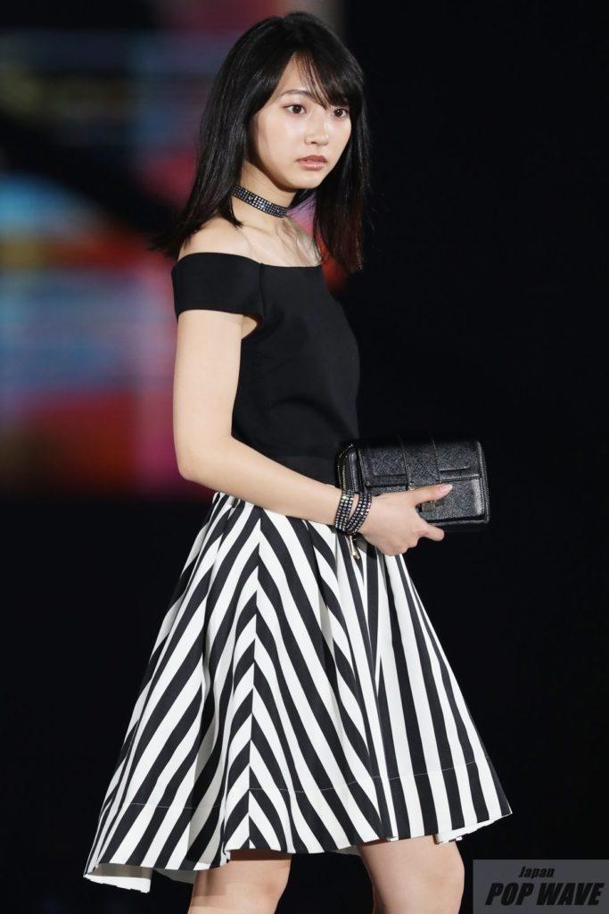 武田玲奈がシックに爽やかに変身【GirlsAward 2017 S/S】