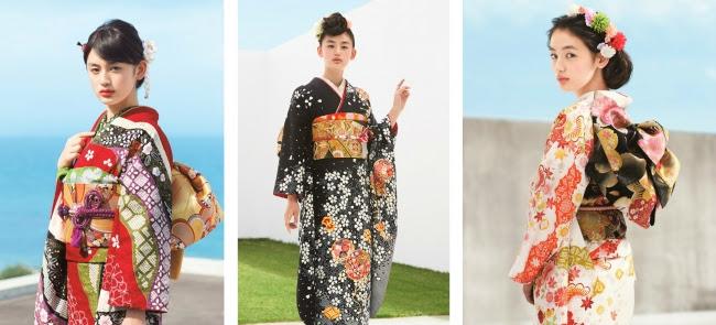 八木莉可子が「京都きもの友禅」新イメージモデルに就任!