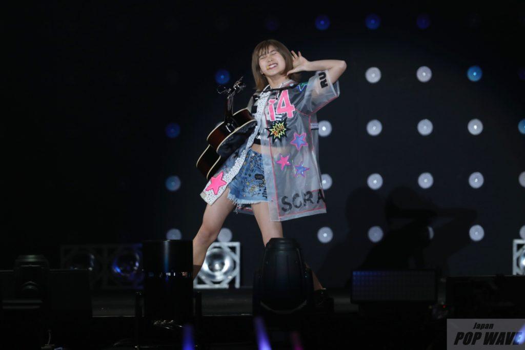 注目の女性ソロシンガー『RUANN』が熱気あふれるパフォーマンス【TGC 2018 S/S】