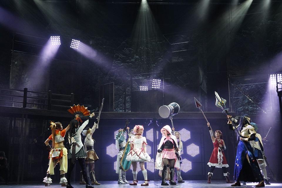 けやき坂46が「魔法少女まどか☆マギカ」シリーズを初舞台化!2.5次元ミュージカルに初挑戦!