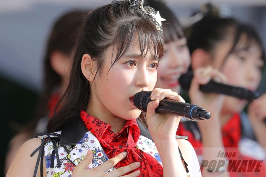 AKB48フレッシュ選抜が真夏にぴったりのセトリで若さあふれるパフォーマンス【TIF 2019】