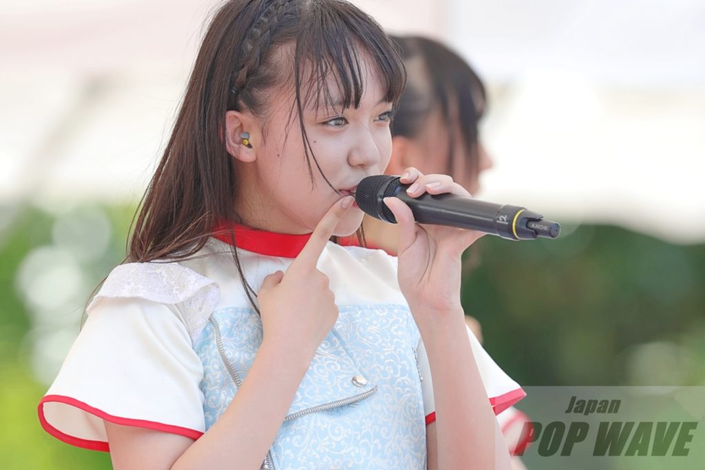 桜エビ〜ずが名曲「リンドバーグ」披露。暑さ吹き飛ばすパフォーマンスで会場一体に【TIF2019】