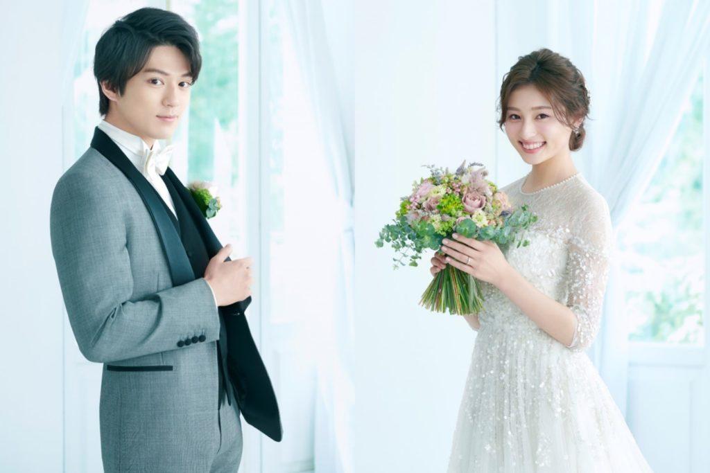新田真剣佑、吉川愛が出演のマイナビウエディング新CM公開。結婚式を想像してはにかむ幸せいっぱいの姿を披露