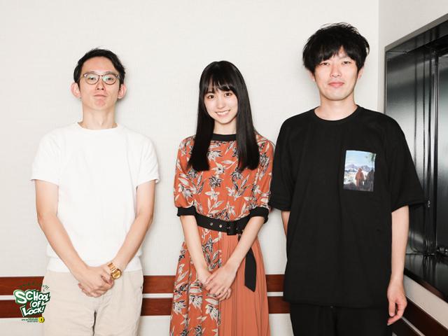 乃木坂46・新曲フロントメンバー4期生賀喜遥香が初来校!『SCHOOL OF LOCK!』
