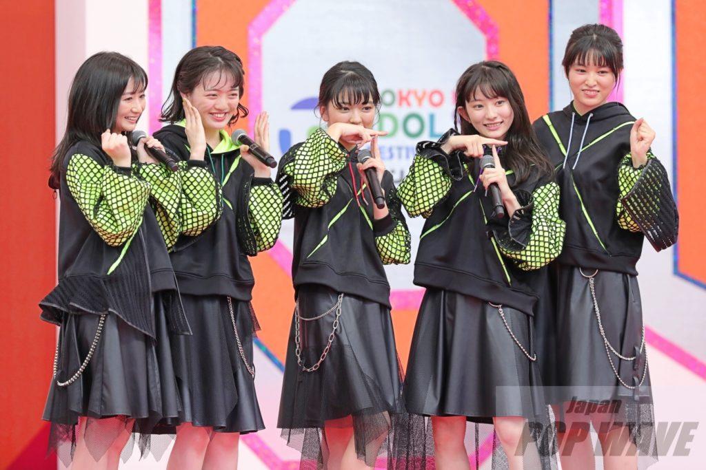 ばってん少女隊が初パフォーマンスの「OTOMEdeshite」を含む、5曲熱演 【TIF 2020 オンライン】