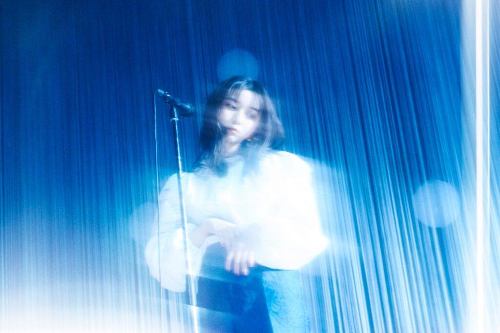 時を止める歌声、adieu(上白石萌歌)音楽愛にあふれた1stワンマンライブを開催