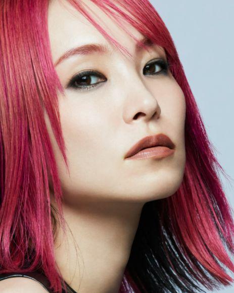 LiSAがNARS JAPAN 21年秋リップアイテムのキャンペーンモデルに!