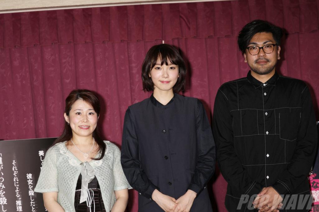 飯豊まりえ「初めての喧嘩相手は藤田ニコル」暗黒女子トークイベント