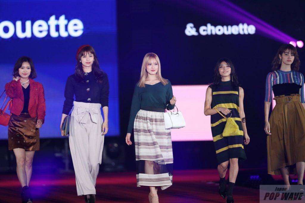 シークレットゲスト E-girlsがサプライズ登場【GirlsAward 2017 A/W】