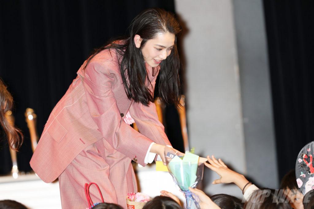 小松菜奈「ハリウッドではテイク30、40…」【第38回ヨコハマ映画祭】