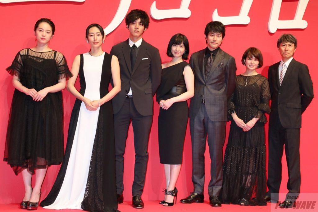 吉高由里子、松山ケンイチ、松坂桃李ら豪華キャストがユリゴコロキックオフ会見に出席