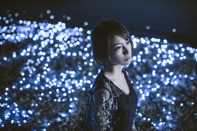 藍井エイル、最新ビジュアルを公開。新曲「流星」は4月22日(日)に配信決定!