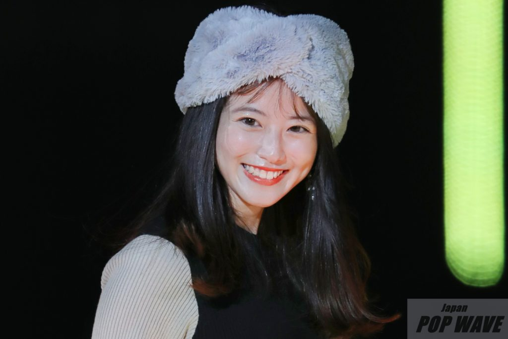 今田美桜のキュートな笑顔に会場釘付け【TGC 2018 A/W】