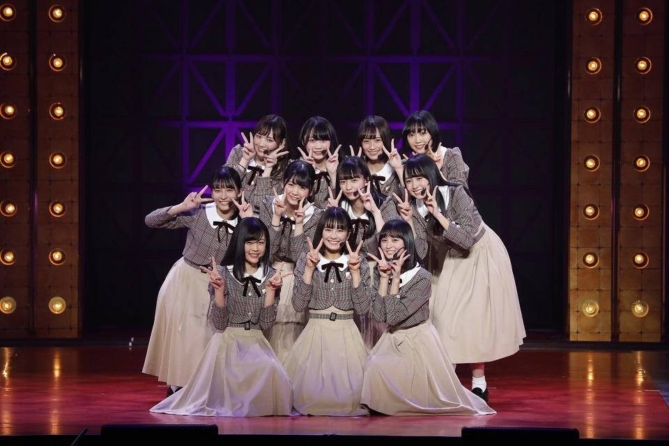 乃木坂46 4期生がお見立て会でお披露目。フレッシュな風を吹かす