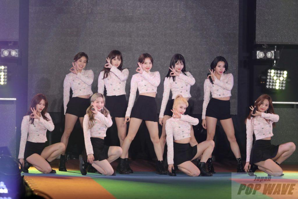 TWICEが新曲『FANCY』を日本初披露し3万3300人が熱狂。ガルアワ初出演でトリを飾る【GirlsAward 2019 S/S】