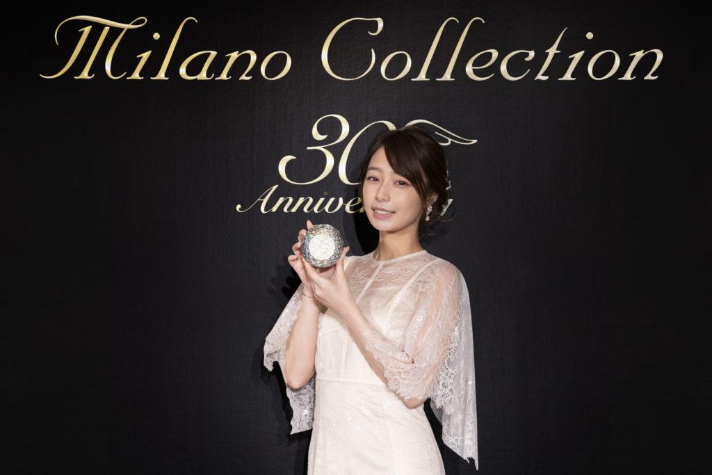宇垣美里が美肌披露。ミラノコレクションに魅了されミラコレクター宣言
