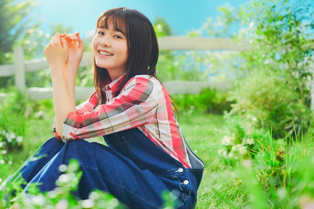 セブンティーン専属モデル・久間田琳加、「牧場物語」シリーズの新イメージキャラクターに