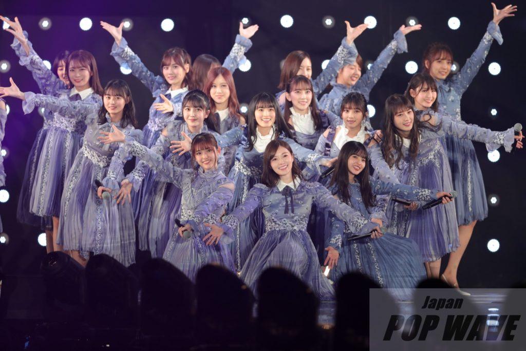乃木坂46が無観客で開催された東京ガールズコレクションで笑顔届ける